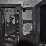 Rodzina straciła cały dobytek w pożarze (1)