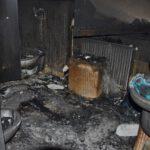 Rodzina straciła cały dobytek w pożarze