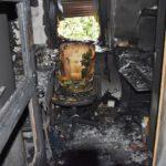 Rodzina straciła cały dobytek w pożarze (3)