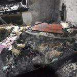 Rodzina straciła cały dobytek w pożarze (4)