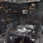 Rodzina straciła cały dobytek w pożarze (5)