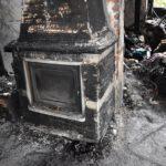 Rodzina straciła cały dobytek w pożarze (8)