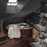 Rodzina straciła cały dobytek w pożarze (9)