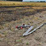Pożar prasy do słomy w Olszewie (15) (14)