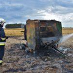 Pożar prasy do słomy w Olszewie (15) (3)