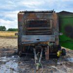 Pożar prasy do słomy w Olszewie (15) (9)