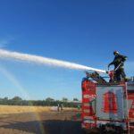 Cztery pożary w jedno popołudnie (25)