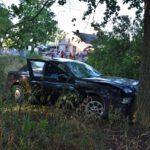 Pijany potrącił 12-latka w Mikoszkach (15)