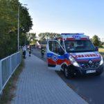 Pijany potrącił 12-latka w Mikoszkach (23)