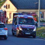 Pijany potrącił 12-latka w Mikoszkach (5)