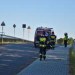 Pijany potrącił 12-latka w Mikoszkach (6)