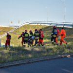 Pijany potrącił 12-latka w Mikoszkach (9)