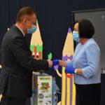 Otwarcie nowej części przedszkola w Śmiglu (25)