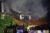 Pożar pustostanu w Piotrowie – relacja strażaków