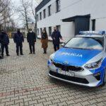 Nowe radiowozy w KPP w Kościanie (1)