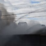 Pożar złomowiska w Przysiece Polskiej (16)