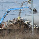 Pożar złomowiska w Przysiece Polskiej (25)