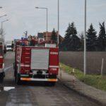 Pożar złomowiska w Przysiece Polskiej (3)