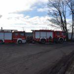 Pożar złomowiska w Przysiece Polskiej (9)