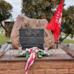 Uczcili pamięć bohaterów kompanii śmigielskiej (2)