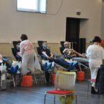 Zbiórka krwi w Śmiglu, 30 stycznia 2021 (2)