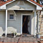 Pożar domu w Czempiniu (11)