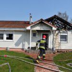 Pożar domu w Czempiniu (12)