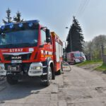 Pożar domu w Czempiniu (13)