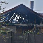 Pożar domu w Czempiniu (22)