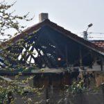 Pożar domu w Czempiniu (23)