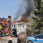 Pożar domu w Czempiniu (24)