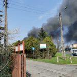 Pożar domu w Czempiniu (25)