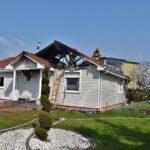 Pożar domu w Czempiniu (5)