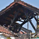 Pożar domu w Czempiniu (6)
