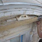 Trwają prace przy remoncie elewacji (10)