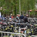 GreatMan Triathlon 2021 w Nowym Dębcu