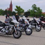 Rajd motocyklowy z okazji Dnia Dziecka