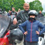 Rajd motocyklowy z okazji Dnia Dziecka (58)