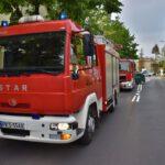 Zderzenie osobówki i motocykla na Nacławskiej (10)