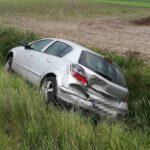 Zderzenie trzech pojazdów w Widziszewie (3)
