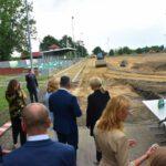 Modernizacja stadionu w Śmiglu
