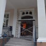 Nowe drzwi, kraty, schody