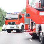 Tragiczny wypadek pomiędzy Lesznem i Osieczną (4)