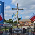 Krzyż w Katarzyninie