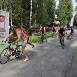 Triathlon GreatMan w Nowym Dębcu (56)