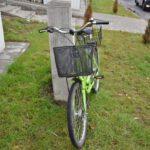 Kolizja roweru i osobówki (3)