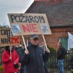 Protest w Przysiece Polskiej (2)