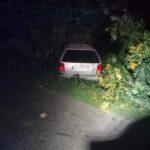 Uderzył w drzewo w Poladowie (1)